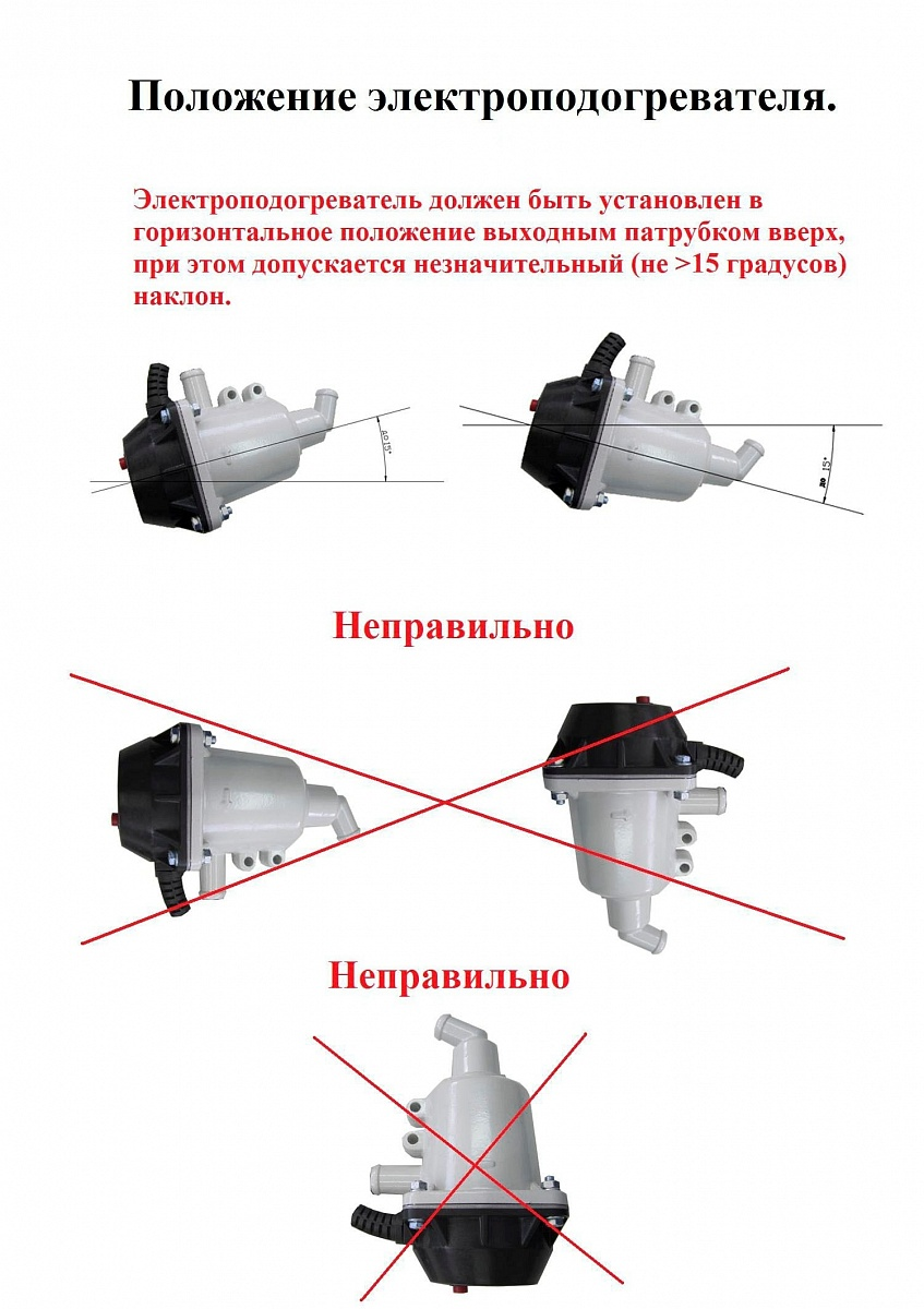 Установка подогревателя двигателя 220в на ваз схема
